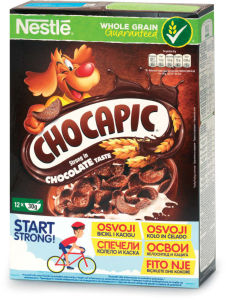 Žitarice Chocapic, čokolada, 375g