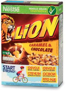 Žitarice Lion, Nestle, 400g