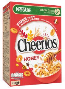Žitarice Honey Cherios, 375 g