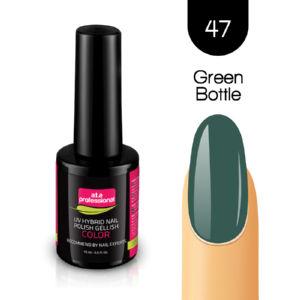 Gel lak za nohte Fantoma, UV/LED, št.47 Green bottle