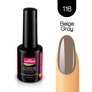 Gel lak za nohte Fantoma, UV/LED, št.116 Beige gray