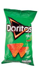 Čips Doritos Taco, 100g