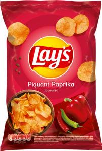Čips Lay's pekoča paprika, 140g