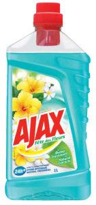 Čistilo Ajax, Floral, lagoon flowers, 1l