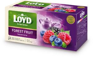 Čaj Loyd, gozdni sadeži, 40g