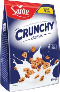 Sante žitarice za zajtrk CRUNCHY CLASSIC 350g