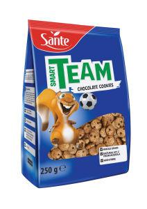 Kosmiči Sante, Smart team čokoladni piškoti, 250g