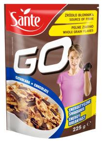 Kosmiči Sante active, čokolada, 225g