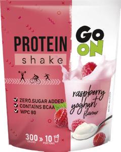 Napitek Go On, protein shake malina+jogurt, 300 g