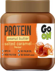 Namaz Go On, protein arašidov, slana karamela, 350 g
