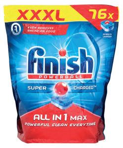 Finish All in 1 Max Regular, 76/1