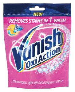 Vanish Pink, prašek, 300g