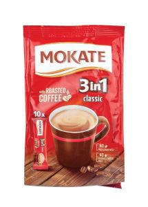 Kava Mokate, instant 3v1, Classic, 170g