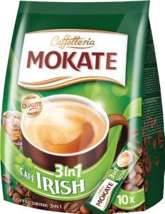 Kava Mokate, instant 3v1, irska krema, 170g