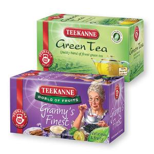 Čaj Teekanne, zeleni, 35g