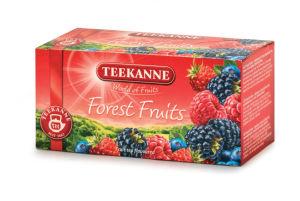 Čaj Teekanne, gozdni sadeži, 50g