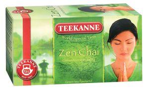 Čaj Teekanne, Zen Chai, zeleni, 35g