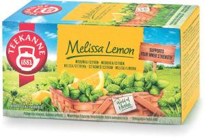 Čaj Teekanne, melisa in limona, 30g