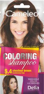 Šampon Cameleo, barvni, chestnut brown 5.4