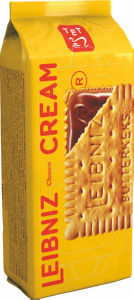 Keksi Leibniz,  Keks'n krem choco, 190 g