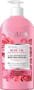 Mleko za telo Eveline, Botanic expert, ultra, obnov., 350ml