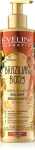 Balzam Eveline hidratantni, Brazilian, za telo 5 v 1, 200ml