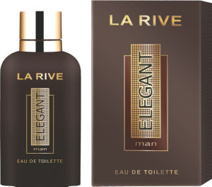 Toal.voda La Rive, Elegant man, 90ml