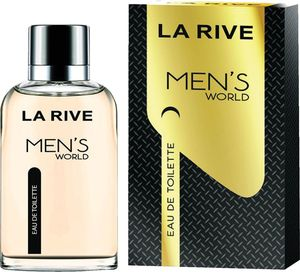 Toal.voda La Rive Men's world 90ml
