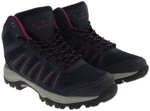 Čevlji pohodni, visoki, modri, vel.36-41