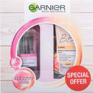 Darilni set Garnier Xmas, BB+micel.voda mini