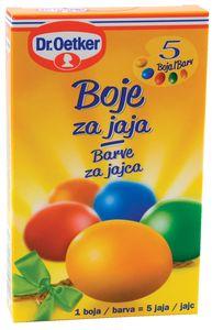 Barva za jajca, 3g