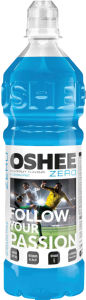 Napitek Oshee, Zero, sadni, 750ml