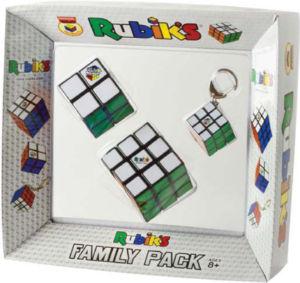 Rubikova kocka, family set