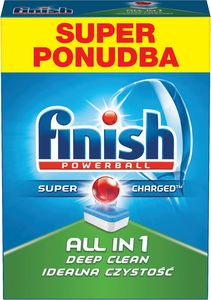 Tablete Finish, Regular, All in one, 100/1