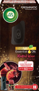 Komplet Airwick, freshmatic, Mulled wine, 250ml