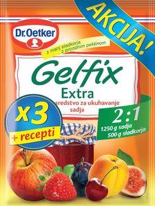 Gelfix, extra, 2:1, 75 g
