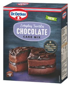 Mešanica za biskvit Dr. Oetker, čokolada, 310 g