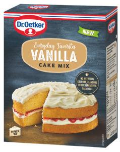Mešanica za biskvit Dr. Oetker, vanilija, 320 g