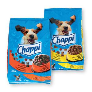 Briketi za pse Chappi, 3kg