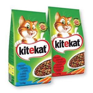 Briketi za mačke Kitekat, goved., zelen.,1,8 kg