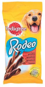 Pedigree Rodeo govedina, 140g