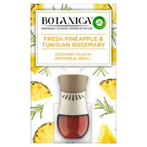 Osvežilec Botanica, električni komplet, Pineapple 19ml