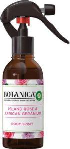 Osvežilec Botanica Island rose, sprej 237ml