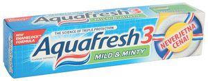 Zobna pasta Aquafresh, mild, 50ml