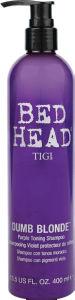 Šampon Tigi, Dump purple za blond lase, 400ml