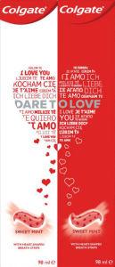 Zobna pasta Colgate, Dare to love, 98ml