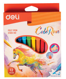 Flomastri Colorun Deli, 12/1