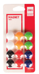 Magneti Deli, fi 20, 12/1