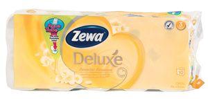 Toaletni papir Zewa Deluxe, jasmin, 8+2