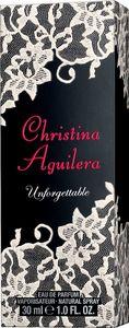 Parf.voda C.Aquilera, Unforgettable,vapo,30ml
